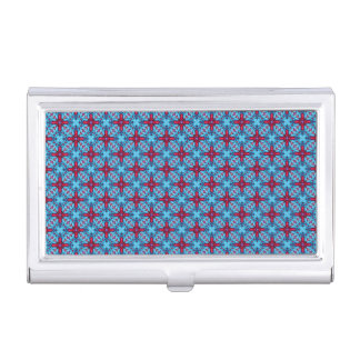 Eye Candy Vintage Kaleidoscope Business Card Case