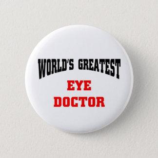 Eye Doctor 2 Inch Round Button