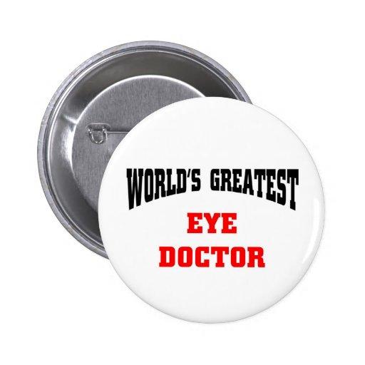 Eye Doctor Pin