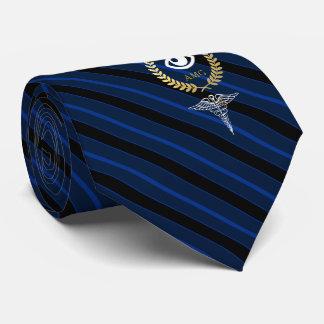 Eye Doctor | Optometrist Customized Navy Tie