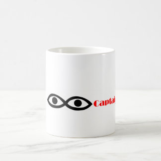 Eye Eye CAPTAIN Coffee Mug