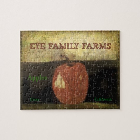 Eye Family Farms Puzzle