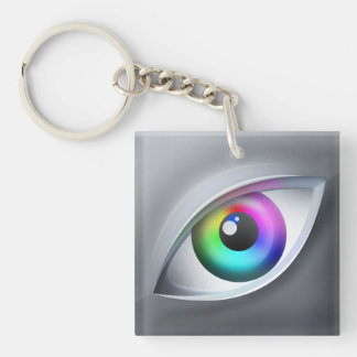 Eye For Color App key chain