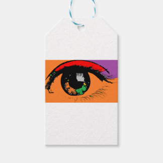 Eye Gift Tags