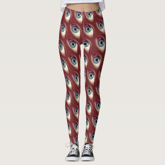 Eye Got My Eye On You Leggings