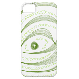 Eye green case for the iPhone 5