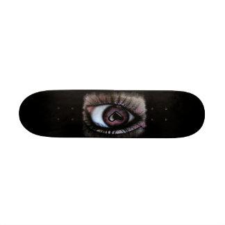 Eye Heart U Mini Skateboard