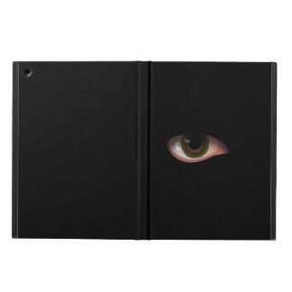 Eye in Black Case For iPad Air