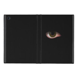 Eye in Black iPad Mini Case
