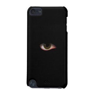 Eye in Black iPod Touch (5th Generation) Case