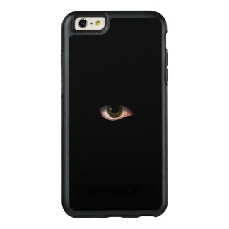 Eye in Black OtterBox iPhone 6/6s Plus Case