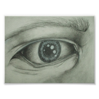 eye in sadness poster