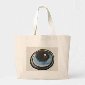 Eye Jumbo Tote Bag