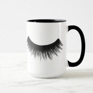 Eye Lashes - Mug
