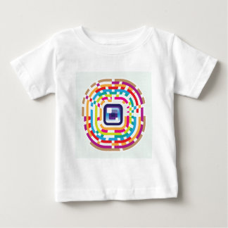 Eye Lens Abstract Baby T-Shirt