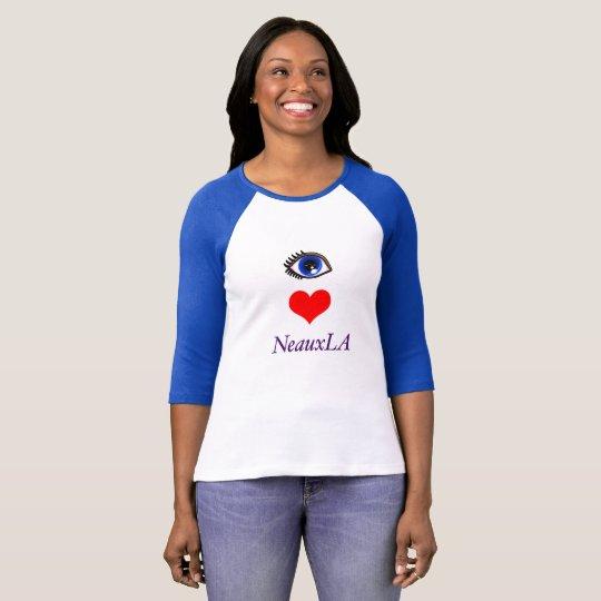 Eye Love NeauxLA T-Shirt
