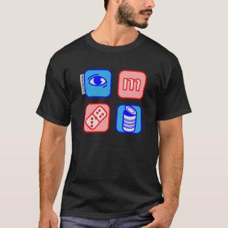 eye m domino can T-Shirt