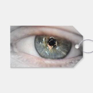 Eye-Macro Gift Tags