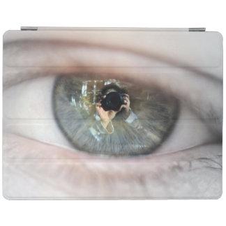Eye-Macro iPad Cover