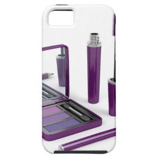 Eye make-up set iPhone 5 case