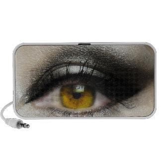 Eye Makeup Cosmetic Speaker