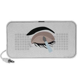 Eye Makeup Travel Speakers