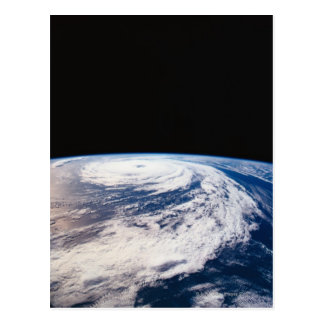 Eye of a Storm 2 Postcard
