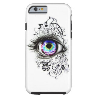 Eye of and Angle Tough iPhone 6 Case
