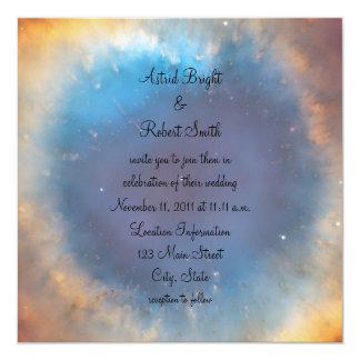 Eye of God Wedding Card