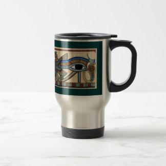 Eye of Horus Ancient Egyptian Art Mug