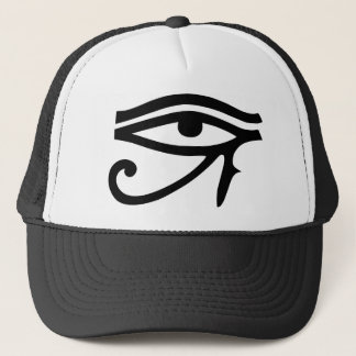 Eye of Horus Egyptian god gift idea Trucker Hat