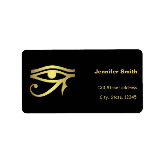Eye of horus Egyptian symbol