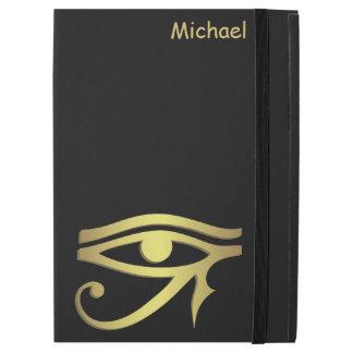 """Eye of horus Egyptian symbol iPad Pro 12.9"""" Case"""