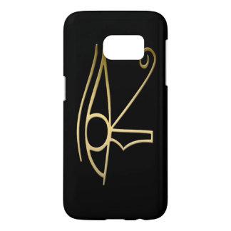 Eye of Horus Egyptian symbol Samsung Galaxy S7 Case