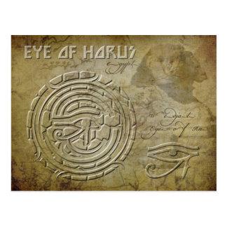 Eye of Horus (Eye of Ra) Postcard