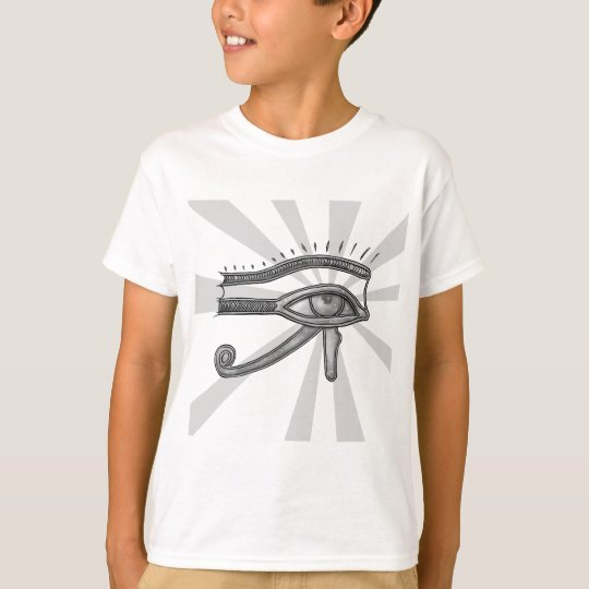Eye of horus/eye of Ra T shirt