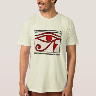 Eye Of Horus red T-Shirt