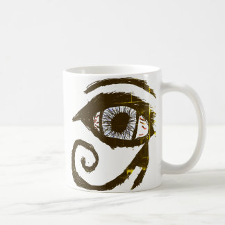 Eye of Horus Rethought Coffee Mug