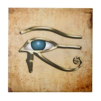 Eye Of Horus Tile