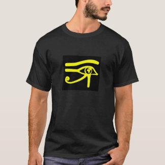 Eye of Hru - Golden T-Shirt