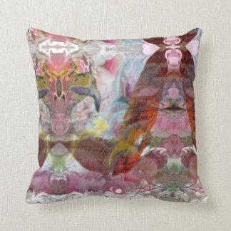 Eye of Joy Word Pillow by Deprise