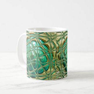 Eye of lizard coffee mug