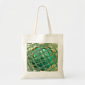 Eye of lizard tote bag