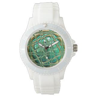Eye of lizard watch
