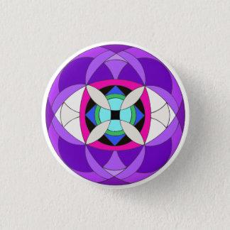 eye of mystery 1 inch round button
