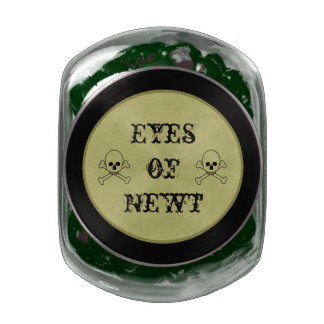 Eye Of Newt Halloween Candy Bar Party Treats
