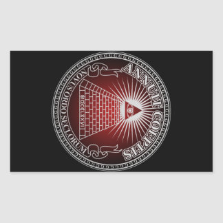 Eye of Providence 4 Sticker