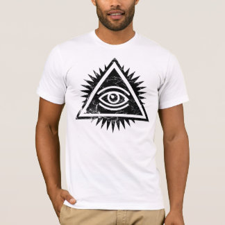 Eye of Providence Logo by Ctrl+Z. T-Shirt