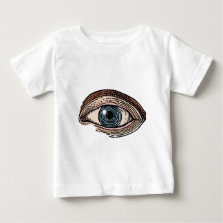 Eye of Providence (transparent) Baby T-Shirt