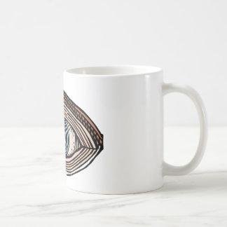 Eye of Providence (transparent) Coffee Mug